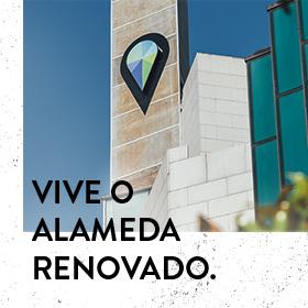 O Alameda está mais vivo do que nunca!
