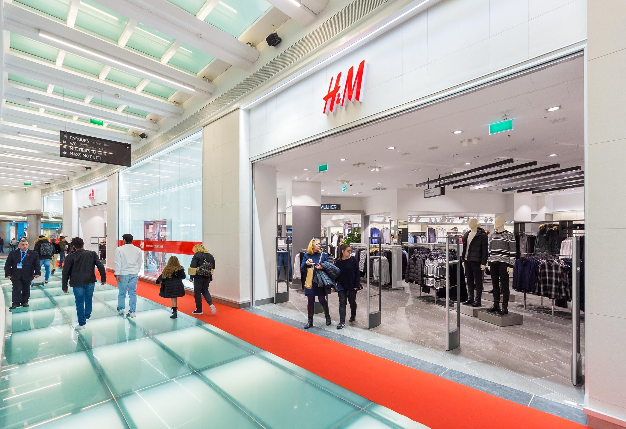 (Português) H&M